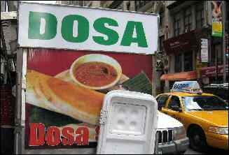 Dosa Cart Midtown West