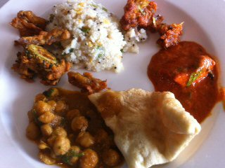 Paradise Indian Restaurant, Gwynn Oak, MD