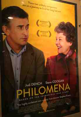 Philomena is a Lovely Movie