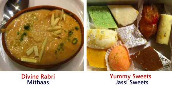 Mithaas Rabri, Jassi Sweets