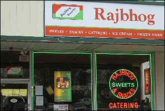 Rajbhog Cherry Hill, NJ - Awful South Indian Food
