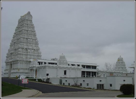 Rama Temple Lemont, IL