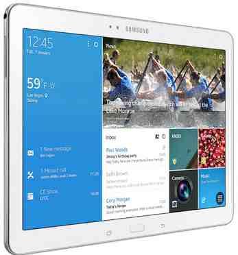 Samsung Galaxy TabPro with Crapware