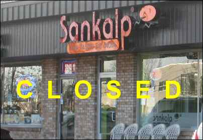 Sankalp Edison - Awful South Indian Food