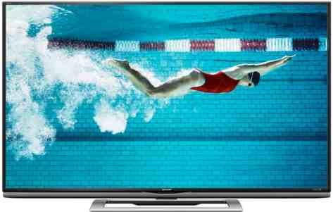 Sharp 4K TV