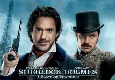 Sherlock Holmes: A Game of Shadows - Disappointing