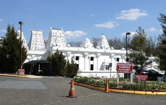 Sri Siva Vishnu Temple Lanham - © SearchIndia.com