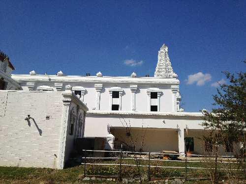 Sri Siva Vishnu Temple MD Side View - © SearchIndia.com