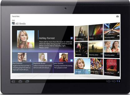 Can Sony Tablet Succeed against Apple iPad Juggernaut?