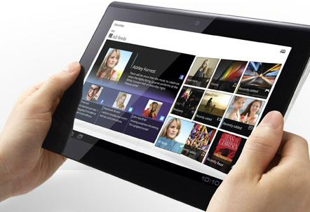Sony S 9.4-inch Tablet Coming in September 2011