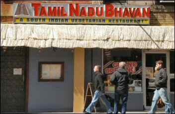 Tamil Nadu Bhavan NYC