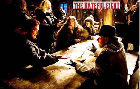 The Hateful Eight Review by SearchIndia.com