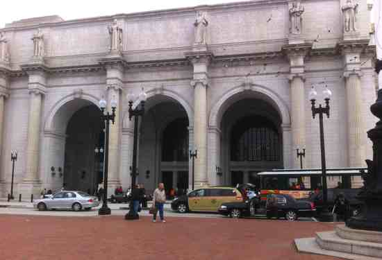 Union Station DC © SearchIndia.com