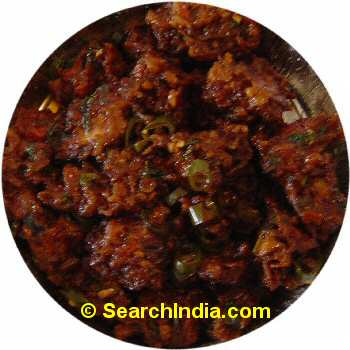 Kabab Korner Vegetable Manchurian