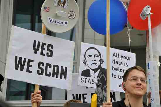 Obama's New Mantra - We Scan