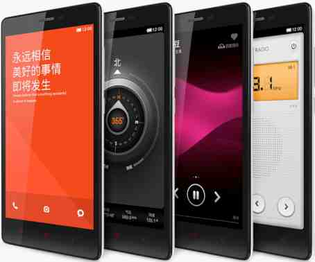Redmi Note Phablet